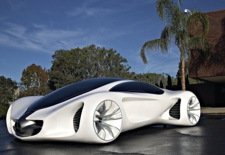 MERCEDES BENZ CONCEPT - autos, mercedesbenz, cars, benz, concept, kool, car, auto, mercedes, white