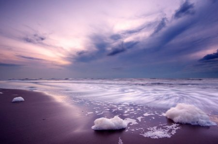 Terrific Purple Beach Beaches Nature Background Wallpapers On Download Free Architecture Designs Scobabritishbridgeorg