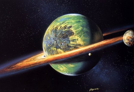 cool planet planets space background wallpapers on desktop nexus