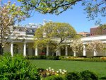 The White House Garden - Washington D.C.