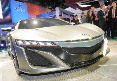 Cars Acura NSX Concept - nsx, acura, concept, cars