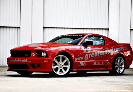 2011 Ford Mustang - 09, car, 2012, picture, red, 07