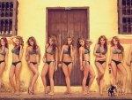 Model Bikini Dreams