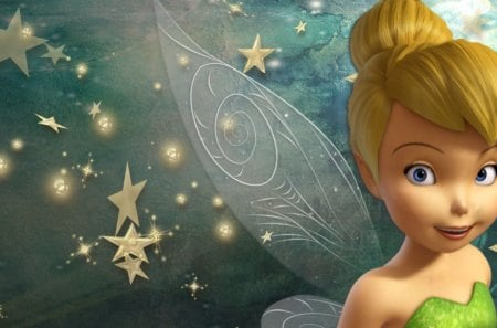 Tinkerbell. - pixie hollow, tinkerbell, fairies, disney fairies