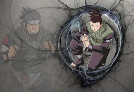 Shikamaru Naruto Anime Background Wallpapers On Desktop