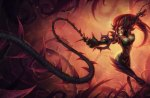 Zyra the Rise of the Thorns