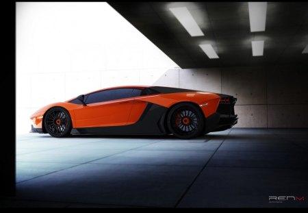 Lamborghini Aventador Limited Edition - lambo, limited edition, aventador, lamborghini