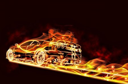 Wallpaper Car Fantasy Abstract Background Wallpapers On