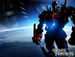 Optimus Prime; Guardian Of Earth