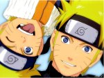 Naruto at 13 and 16 years old