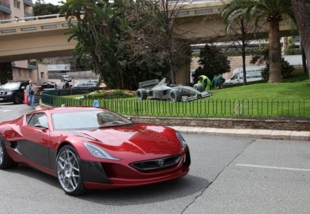 Rimac Concept One - concept, rimac, one, cars