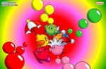 Kirby Nightmare in Dream Land - Multiplayer Action!