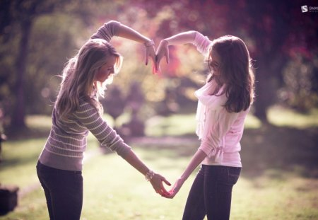 Heart - heart, best, girl, friend