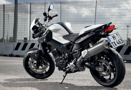 BMW F800 - bmw, 800, f, bike