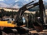 John Deere 350G Excavator