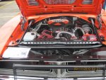 69 Dodge Charger Engine