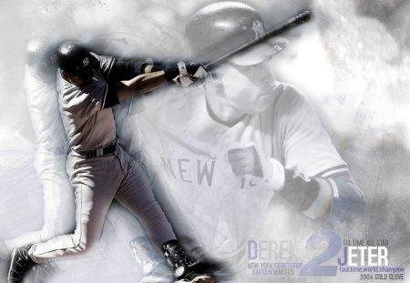 Derek Jeter Baseball Sports Background Wallpapers On Desktop Nexus Image 1119367