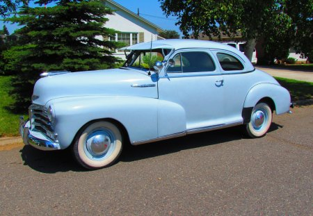 1948 Chevrolet Style Master Coupe - style master, 48, chevy, 1948, gm, coupe, chevrolet, classic, vintage