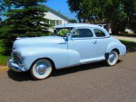 1948 Chevrolet Style Master Coupe