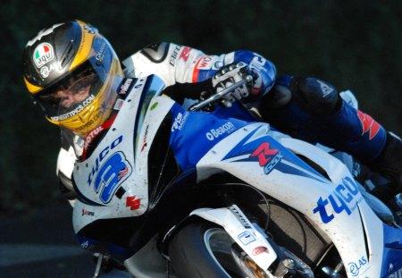 Guy Martin 2012 TT