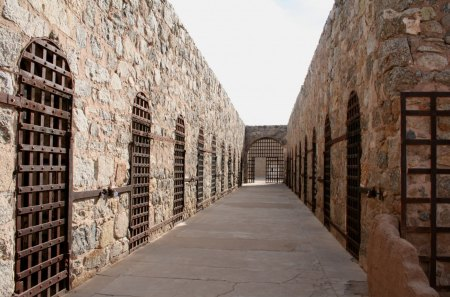 4:10 to Yuma, prison that is. - prisons, monuments, jails, buildings