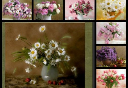 **♥ for my dear friend charismatic ♥** - flowers, friend, abstract, collage