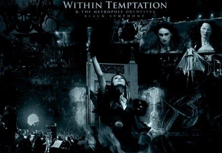 Within Temptation Music Entertainment Background