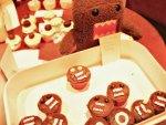 Domo cupcakes
