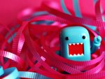 Domo in ribbons