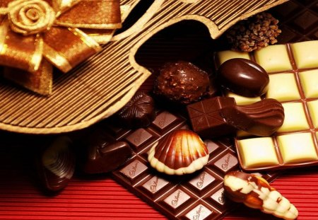 Yummy Chocolate - chocolate, yummy, love, sweet