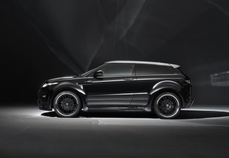 Land Rover Range Rover Evoque by Hamann - cars, range rover, by hamann, land rover, evoque