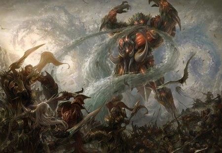 War - fantasy  war  mo...