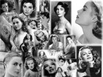 Classic Actress Collage