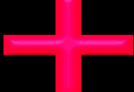 pink [1280x1024] - barbieterreur, swiss, labrano, plus, and, neon, pink, cross, abstract, gizzzicore, add, edit, black