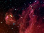 Young Stars Emerging from Orion's Head