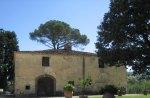 Certaldo in Tuscany Italy