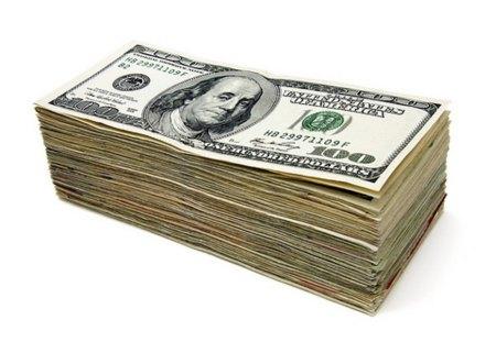 Stack Of Cash - cash, stack of cash, rich, money, stacks, wealth
