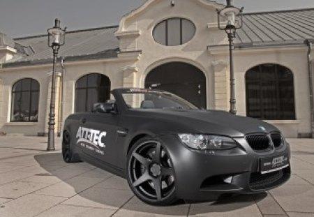 BMW M3 ATT-TEC - bmw, m3, att-tec, cars