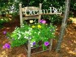 Dream Big - Garden Vignette
