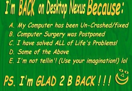 Handy Green Memo Message 02 for DN Members & DN Wallpaper Browsing People :) - memos, messages, green, helpful, red, handy