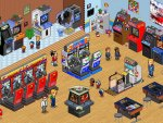 Retro 80's Arcade