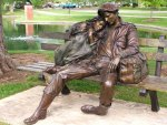 """Departure"" by George Lundeen"