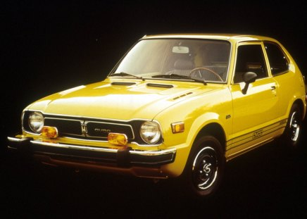 Honda Civic 1975 - 1975, honda, civic