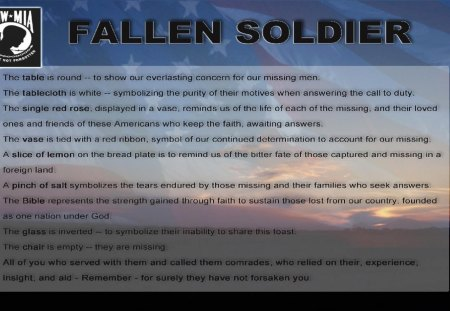 Fallen Soldier Other People Background Wallpapers On Desktop