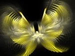 Yellow_Fractal_Butterfly_