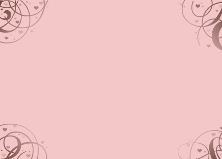 Pink - pink, swirls, colours, wallpaper
