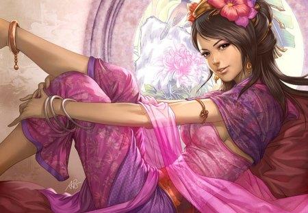 Fantasy - women, fantasy, female, girl