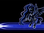 My little Pony: Princess Luna Lines