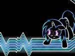 My little Pony: Vinyl Scratch Lines