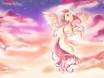 My little Pony: Fluttershy Sky